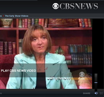 CBS News: The Early Show - Women's Evolving Brains